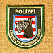 German Giant Schnauzer Police Patch