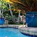 Hilo & Maggie, Fun around the pool!