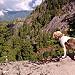Mt. Elsay trail.