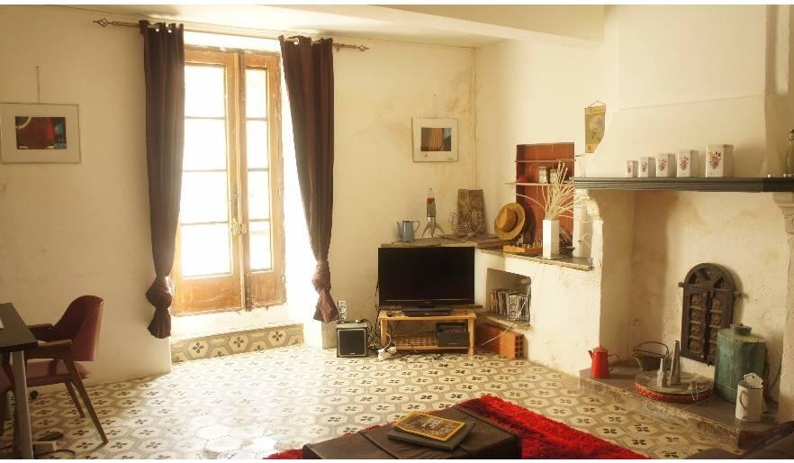 Ground Floor - Studio apartment