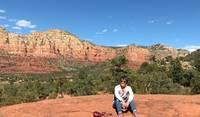 Enjoyed Sedona, AZ  in March'18